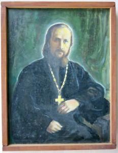 священник Николай Алексеевский